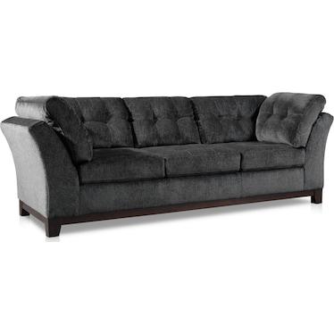 Melrose Sofa - Charcoal
