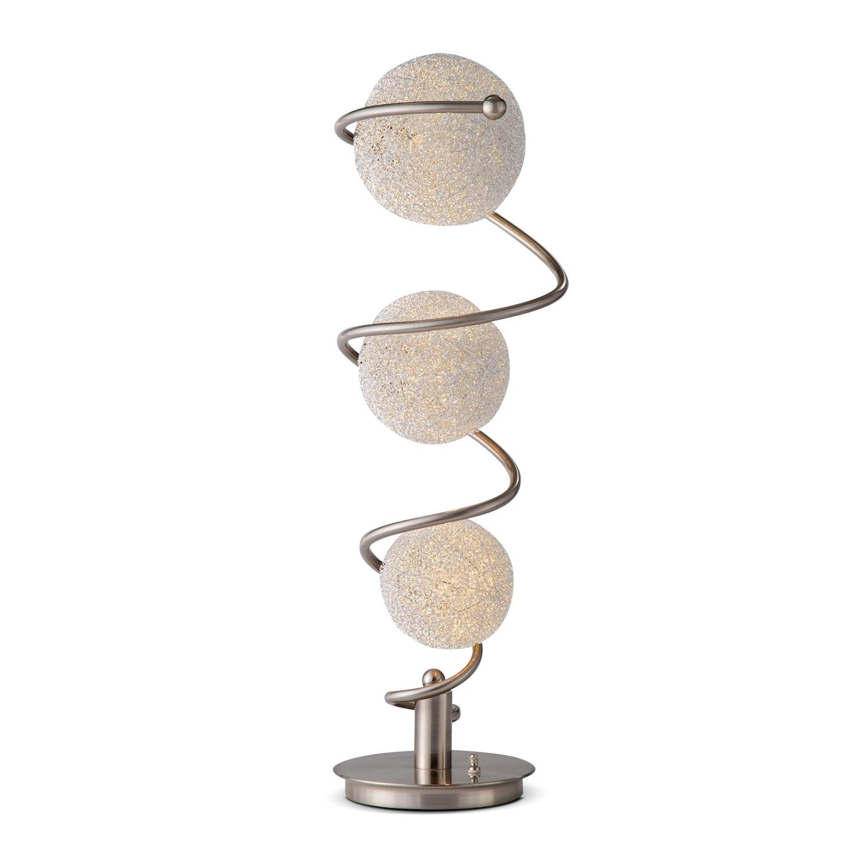 Home Accessories - Metal Saturn Table Lamp