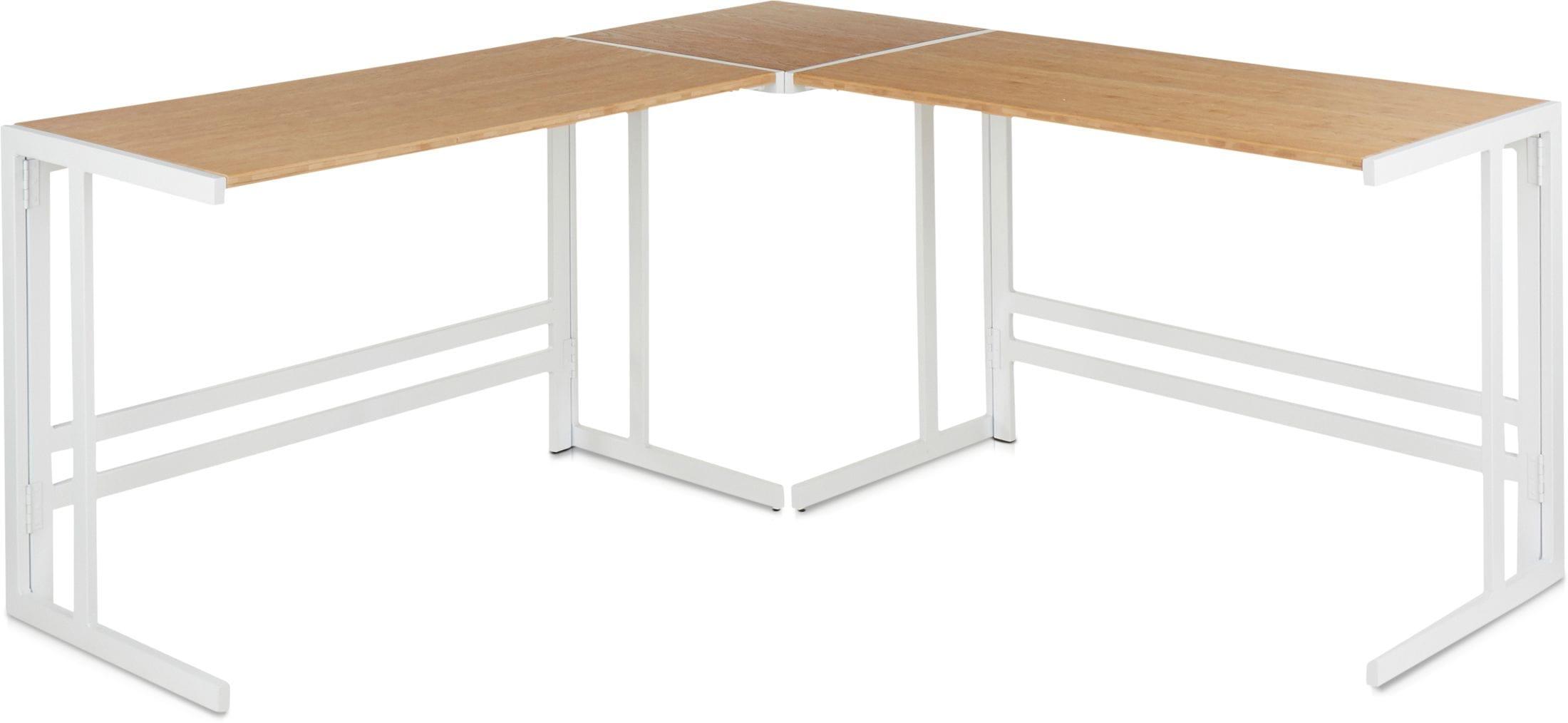 Home Office Furniture - Miles L-Shaped Desk