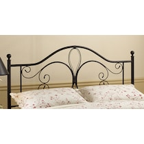 mill dark brown full queen headboard