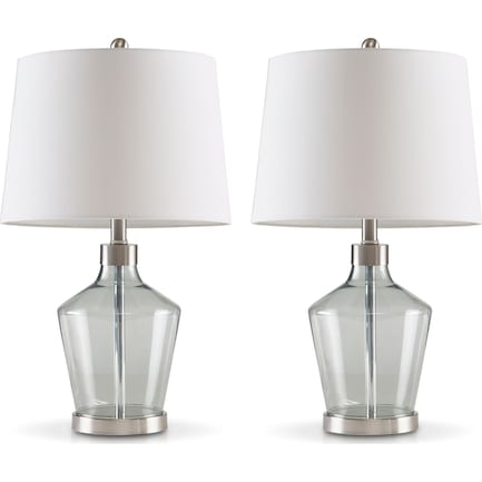 Mirada Set of 2 Table Lamps