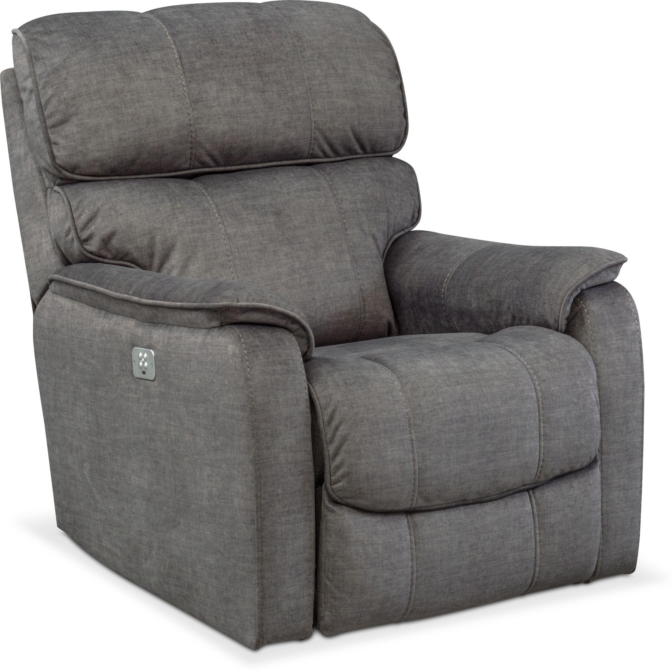 Living Room Furniture - Mondo Dual-Power Recliner