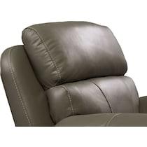 monte carlo gray power recliner