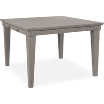 new haven ch gray counter height table