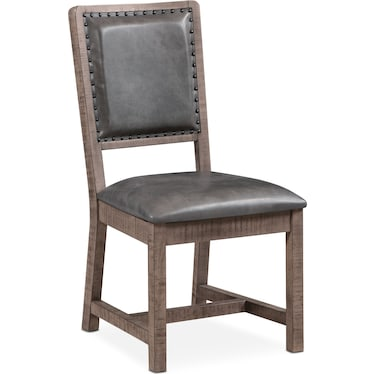 Newcastle Dining Chair - Gray