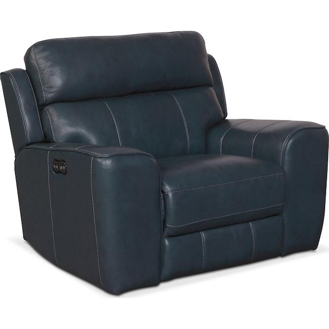 Living Room Furniture - Newport Dual-Power Recliner