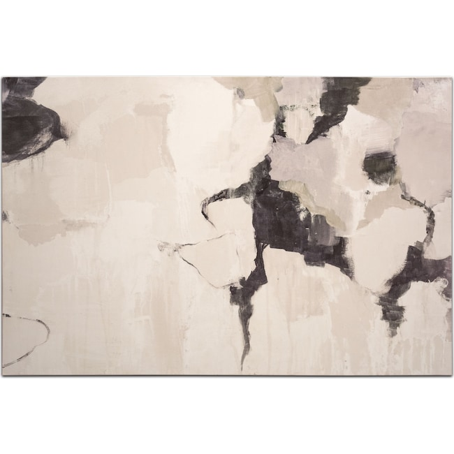 Home Accessories - Neutral Nimbus Canvas Print