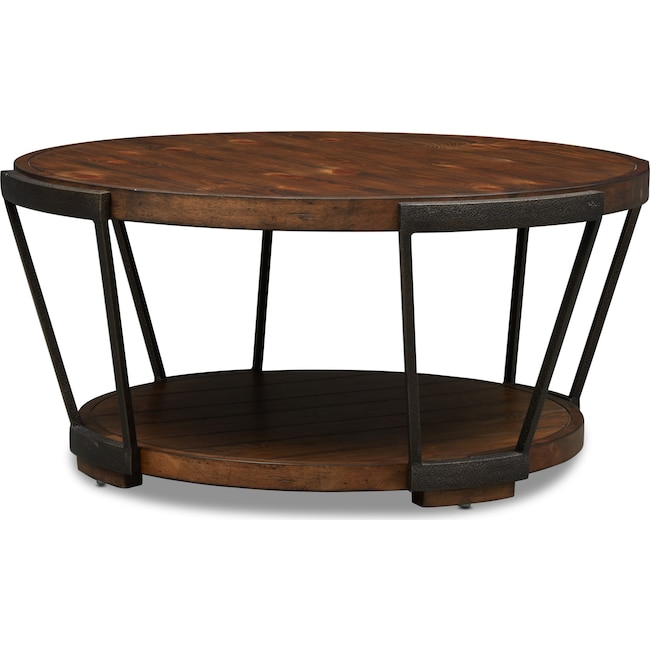 Accent and Occasional Furniture - Ocala Coffee Table