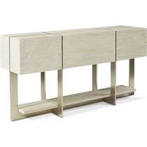 odessa gray console table