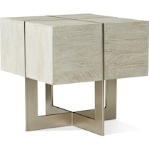 odessa gray end table