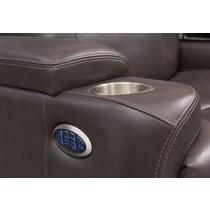 omega gray power recliner