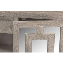 parlor gray tv stand