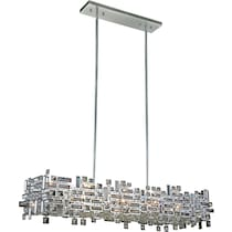 picasso crystal chandelier