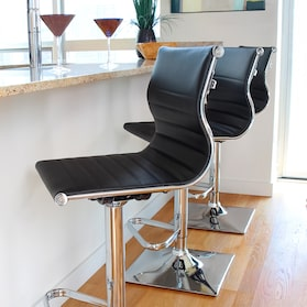 Pierce Adjustable Bar Stool