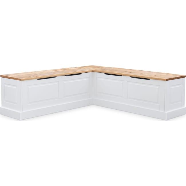 Hall_Entrance Furniture - Porter Corner Storage Bench