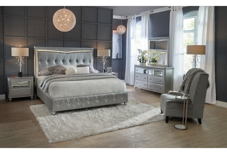 posh bedroom main image