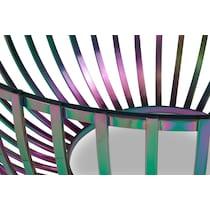 prism multicolor coffee table