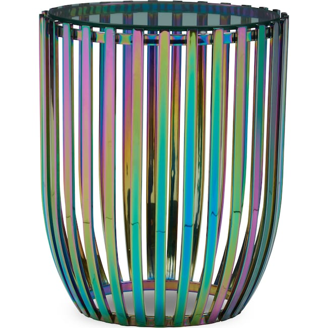 Accent and Occasional Furniture - Prism End Table