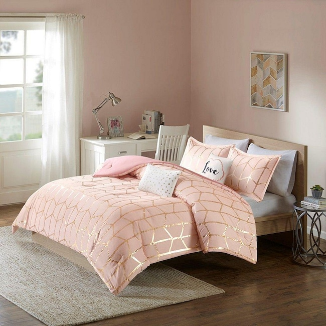 Accent and Occasional Furniture - Raina Bedding Set