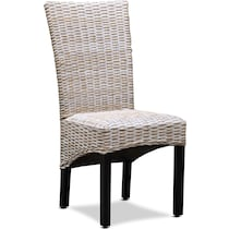 raleigh side chair white side chair
