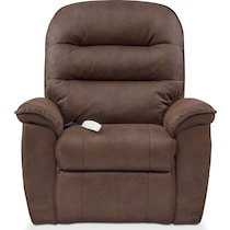 regis lift brown lift chair