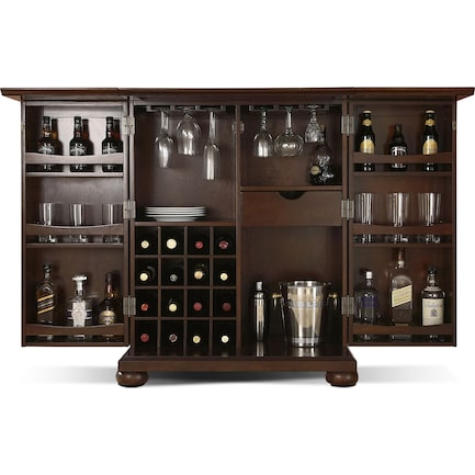 Renzo Bar Cabinet