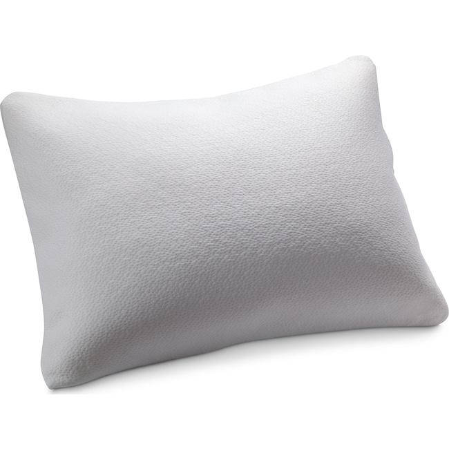 Mattresses and Bedding - Response Visco Pillow - White