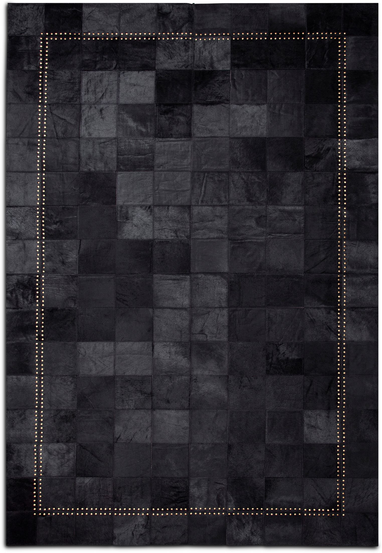 Rugs - Rhys Area Rug - Black
