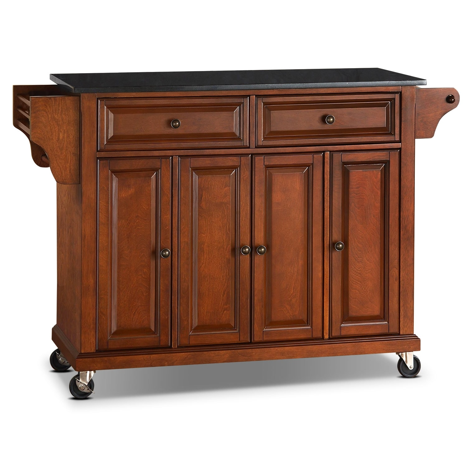 Accent and Occasional Furniture - Richmond Kitchen Cart