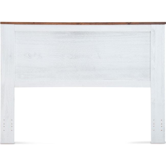 Bedroom Furniture - Rigsby Full/Queen Headboard