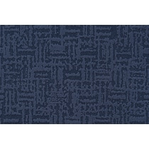 roberto blue accent chair