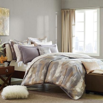 Roe Queen Comforter Set