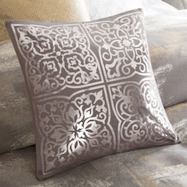 roe gray full queen bedding set