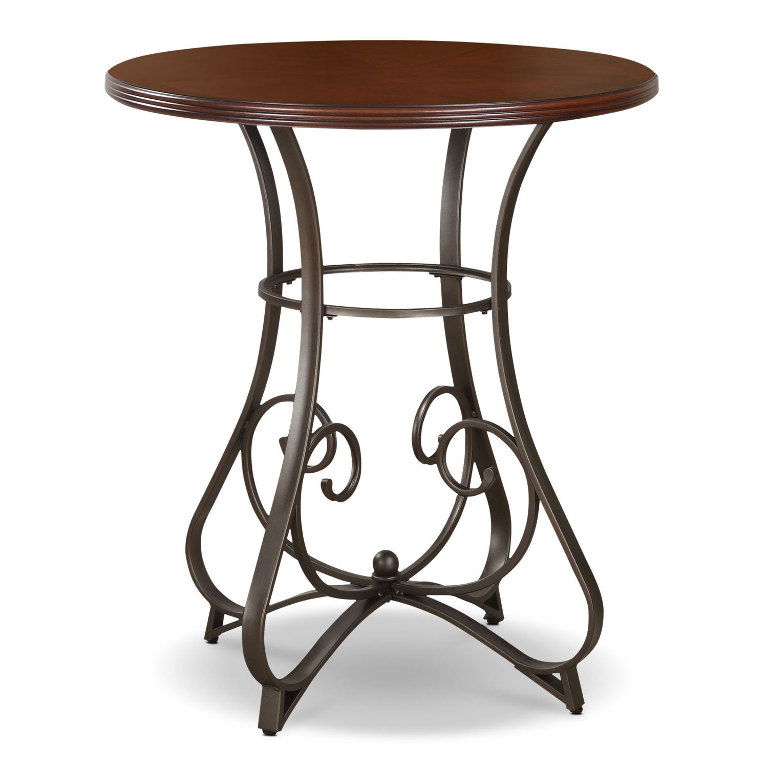 Accent and Occasional Furniture - Rosedale Bar Table