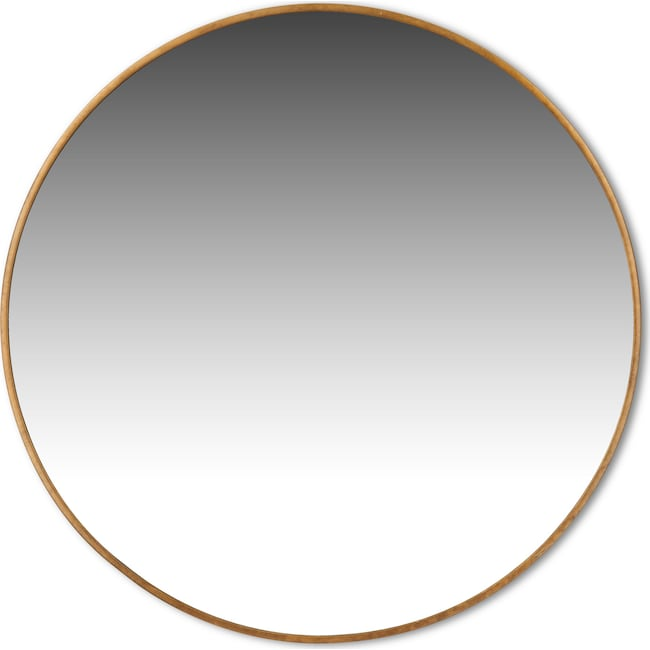 Home Accessories - Large Round Mirror