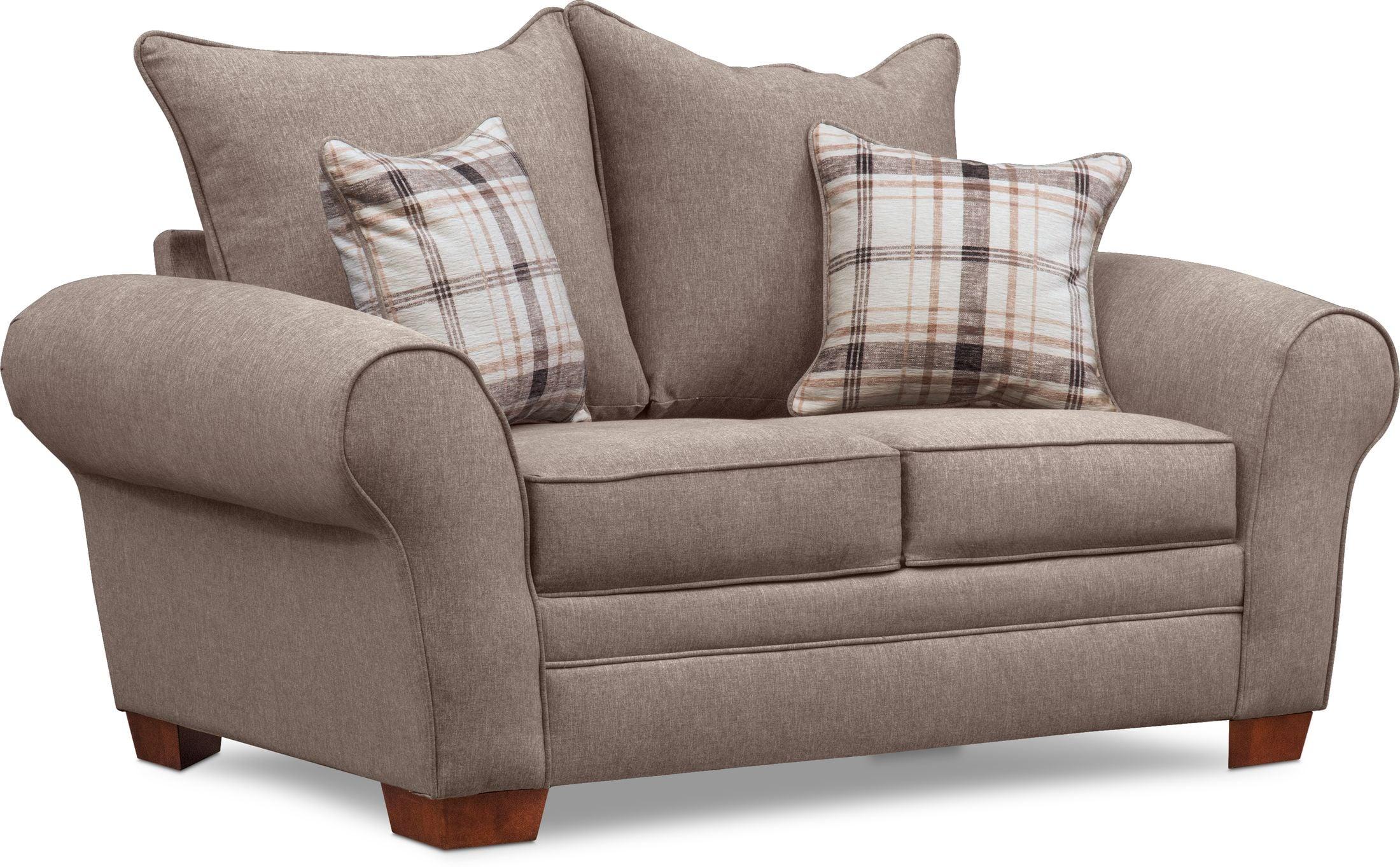 Living Room Furniture - Rowan Loveseat