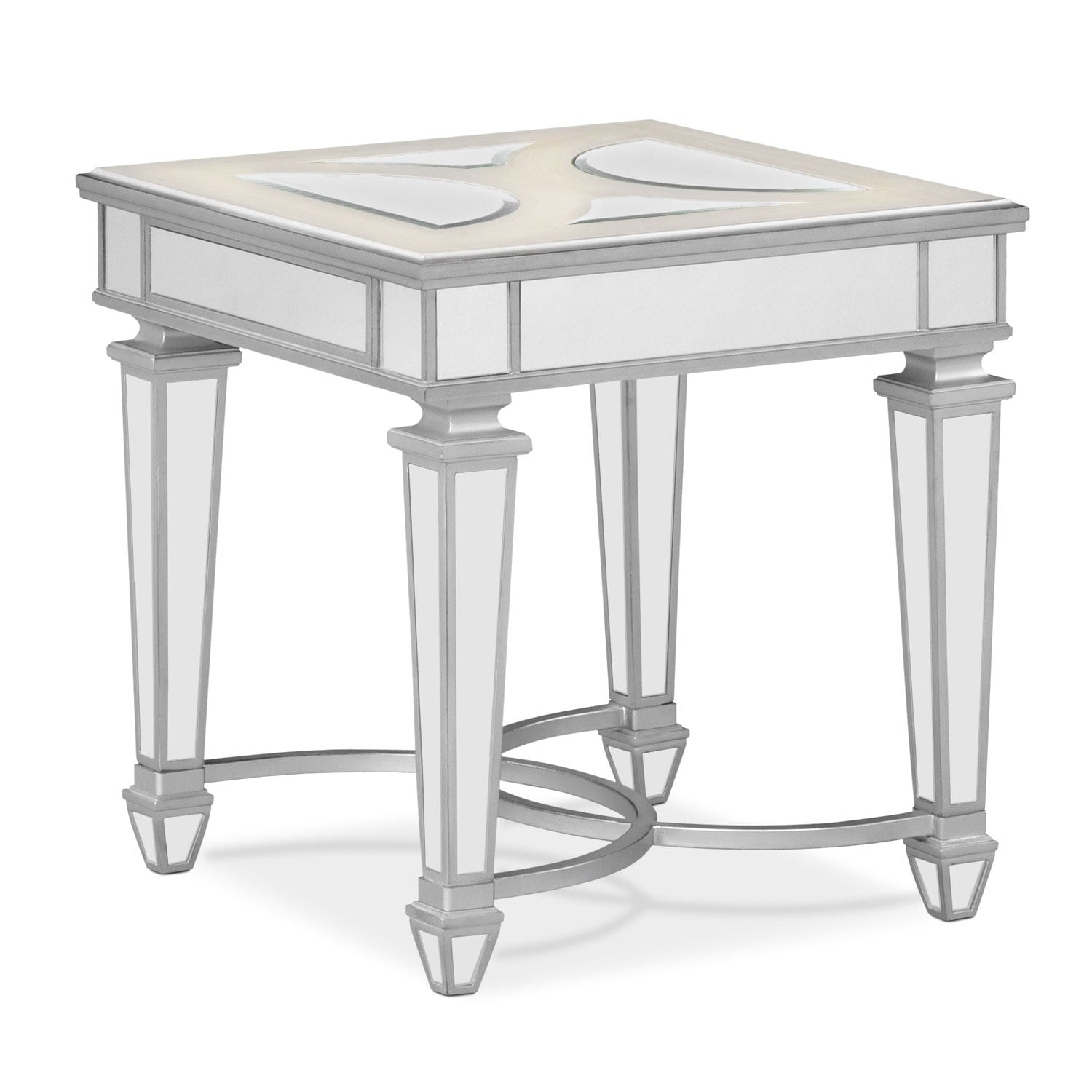 Accent and Occasional Furniture - Royale End Table