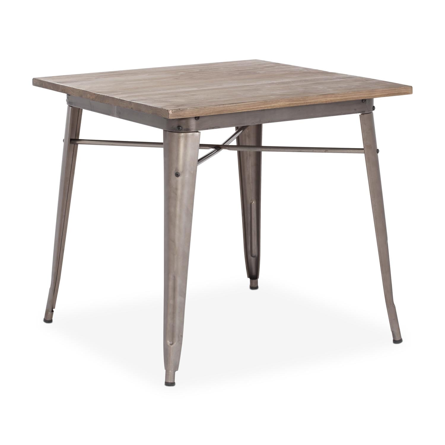 Dining Room Furniture - Rustica Dining Table - Steel