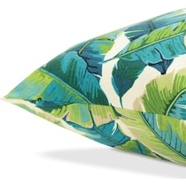 sabal multicolor outdoor pillow