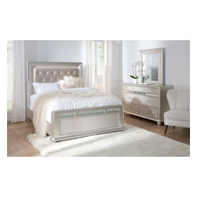 Sabrina Upholstered Bed