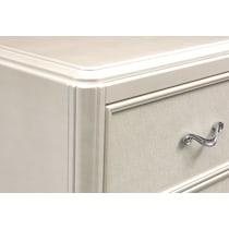 sabrina white nightstand