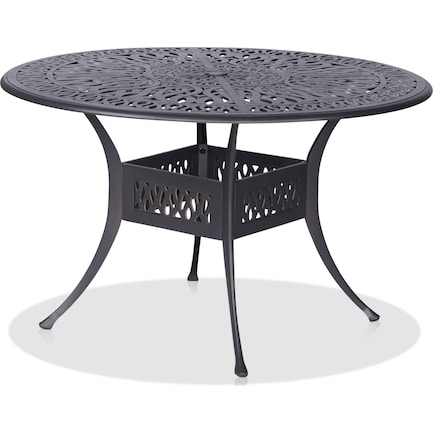 """Seabrook Outdoor 48"""" Round Table"""