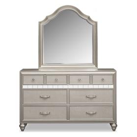 Serena Dresser and Mirror
