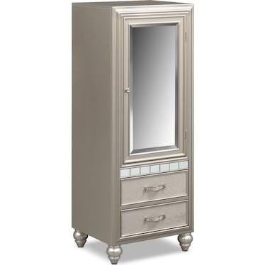 Serena Wardrobe - Platinum