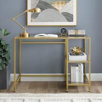 shea gold desk