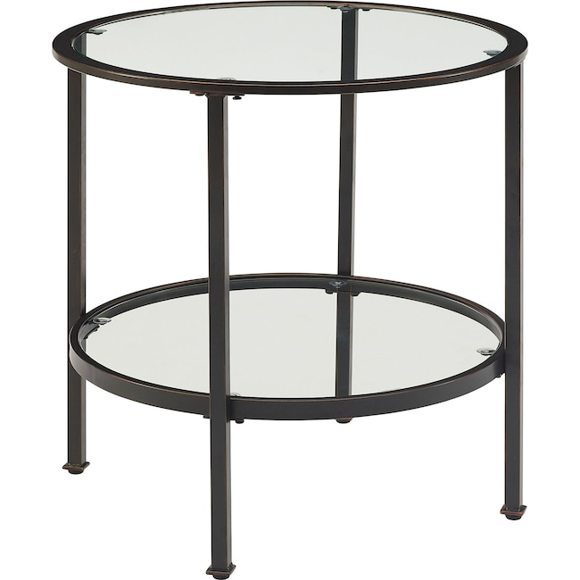Accent and Occasional Furniture - Shea End Table
