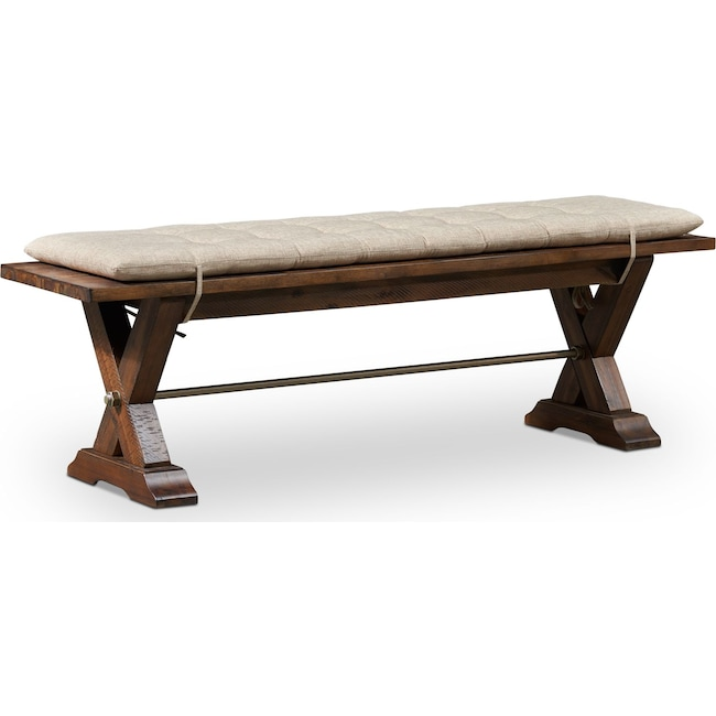 Dining Room Furniture - Shiloh Dining Bench