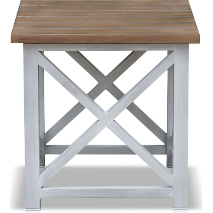 Shoreline Outdoor End Table