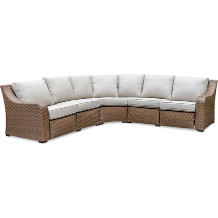 Shoreline Outdoor Reclining Sectional