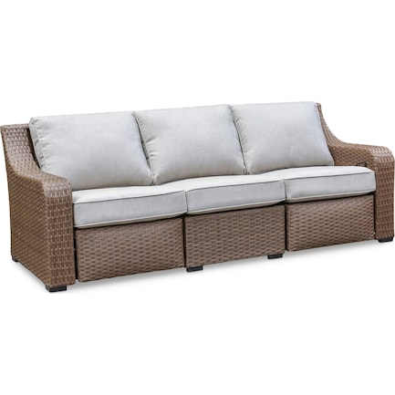 Shoreline Outdoor Reclining Sofa